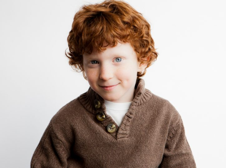 children's headshot Toronto Robert McGee Photography