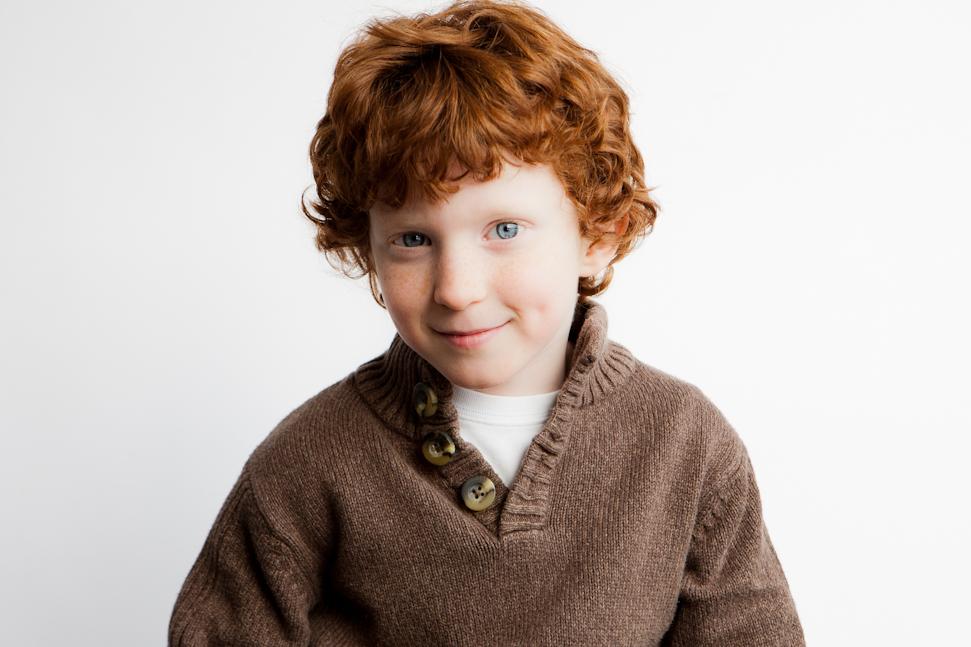 children's headshot Toronto Robert McGee Photography