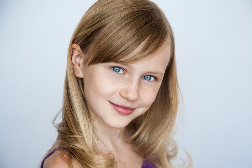 children's headshots Toronto Robert McGee Photography 7234