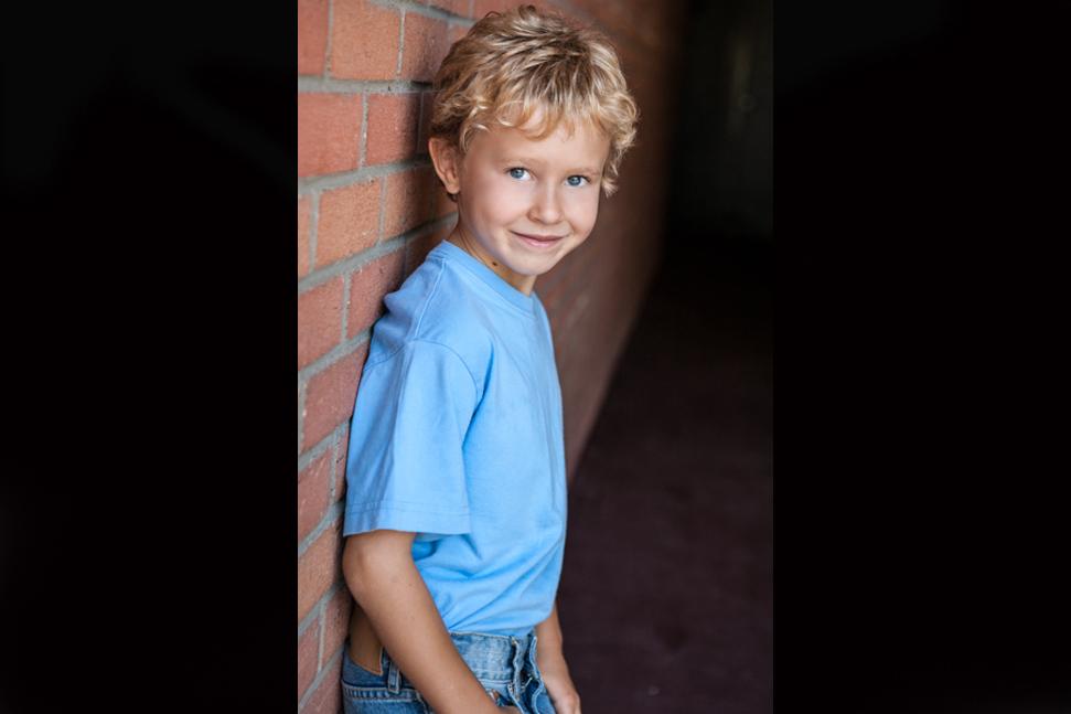children's headshots Toronto Robert McGee Photography 8781