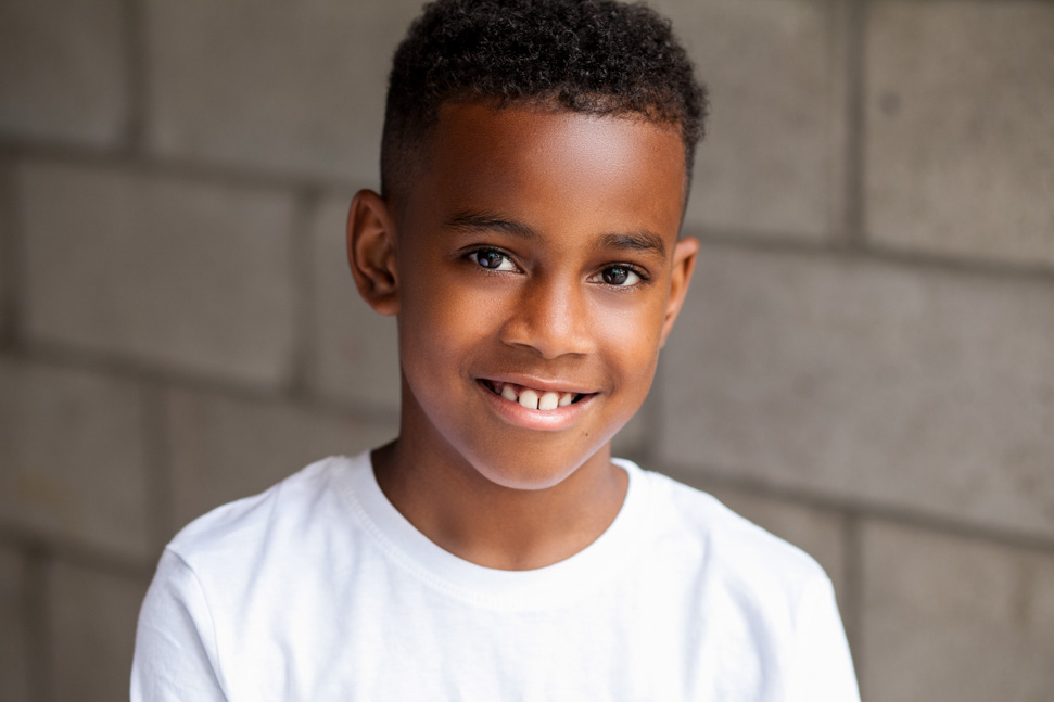 kids' headshots Toronto Robert McGee Photography 9184
