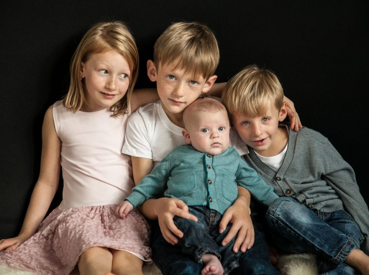 the 4 Zank children Patrick, Charlie, Rory and Gabe for family photographer toronto 3242