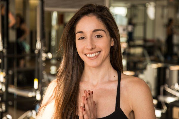 pilates instructor for professional headshots Toronto 6058
