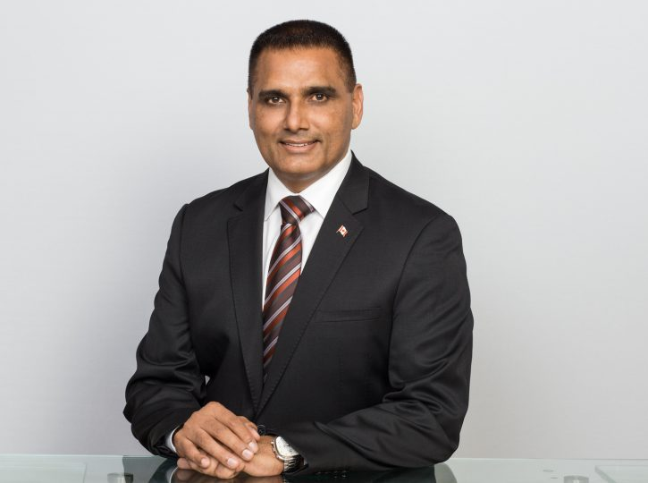 Toronto business headshot for Canadian politician, Parm 7599