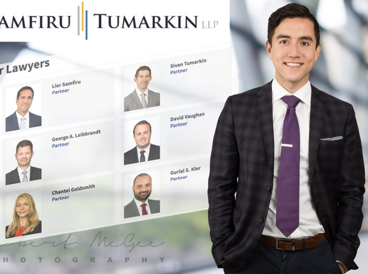 Samfiru Tumarkin Law Firm composite 7834 corporate photography Toronto
