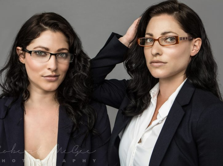 Twins in suits Corporate Headshots Toronto 0O7C7691