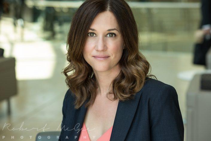 Assante female executive for headshots Toronto 0O7C0060