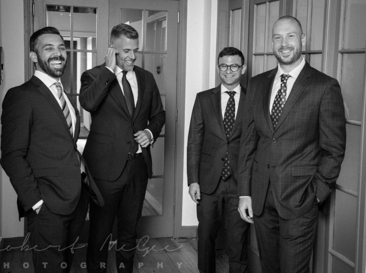4 guys from Sterling Park Financial for corporate photography Toronto 0O7C7626