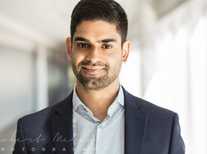 male in blue suit business headshot for professional headshots Toronto 0O7C2845