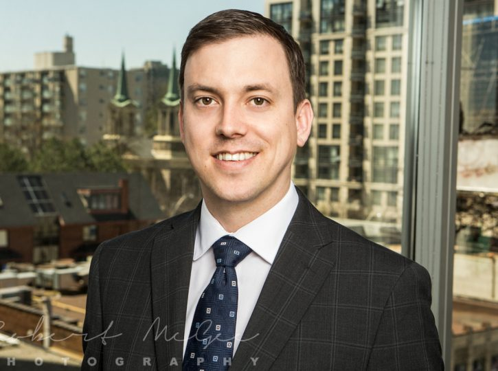 male in business suit corporate photography for TD financial 0O7C5377