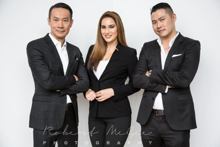 three realtors for corporate photography Toronto 0O7C6014