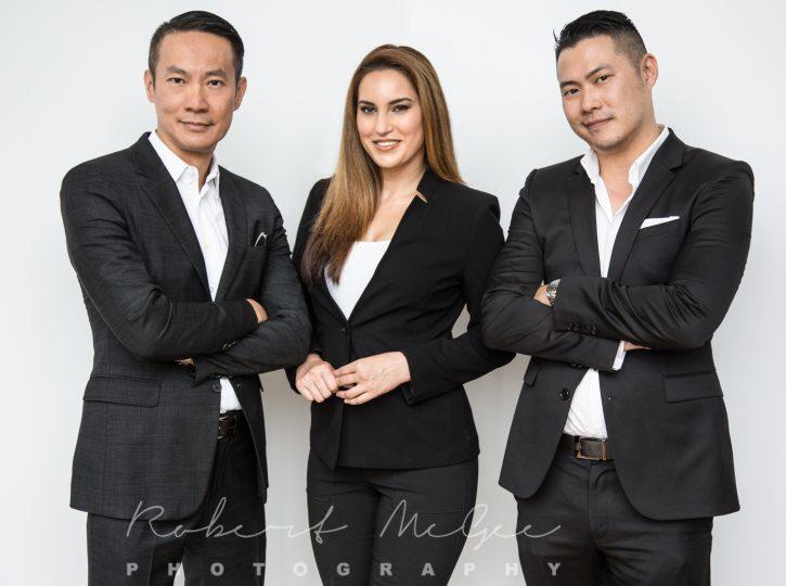 three realtors for corporate photography Toronto 0O7C6014